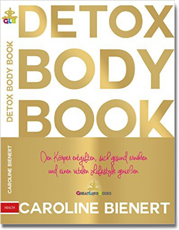 "Buch ""Detox Body Book"""